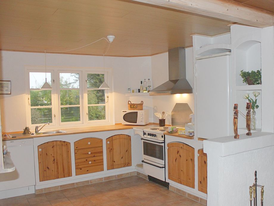 offene Küche Slette Hus