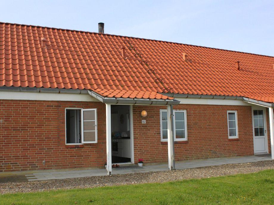 Außenansicht Bovbjerg Hus