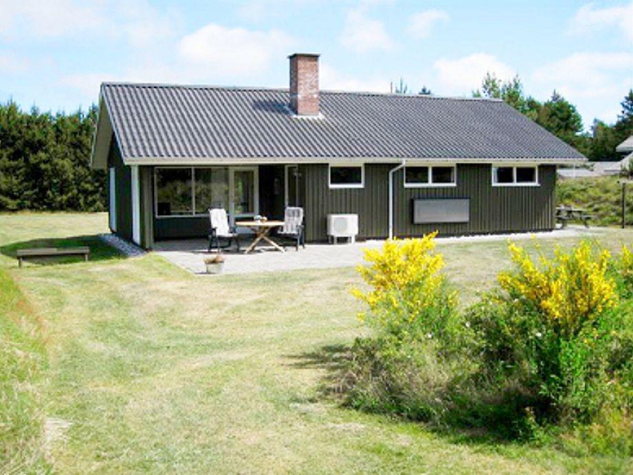 Terrasse Blavand Haus