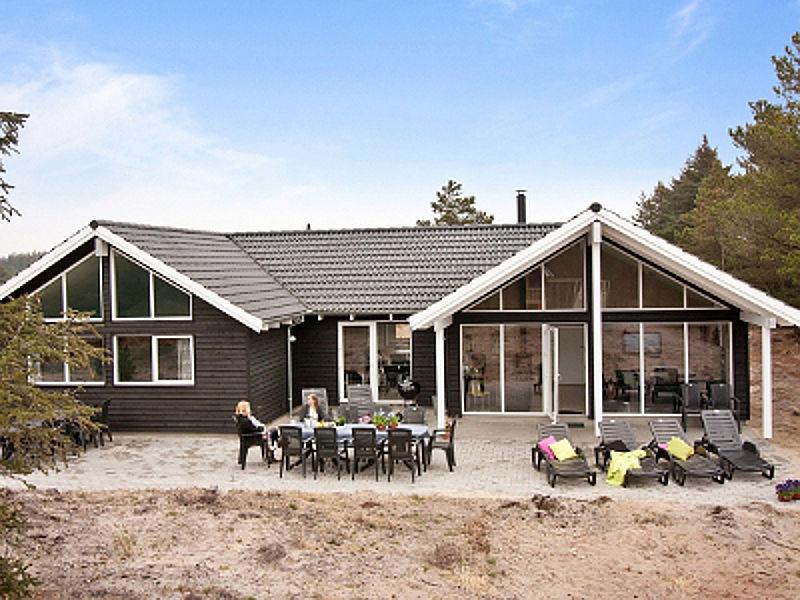 Ferienhaus Østkrogen Poolhus (E250)
