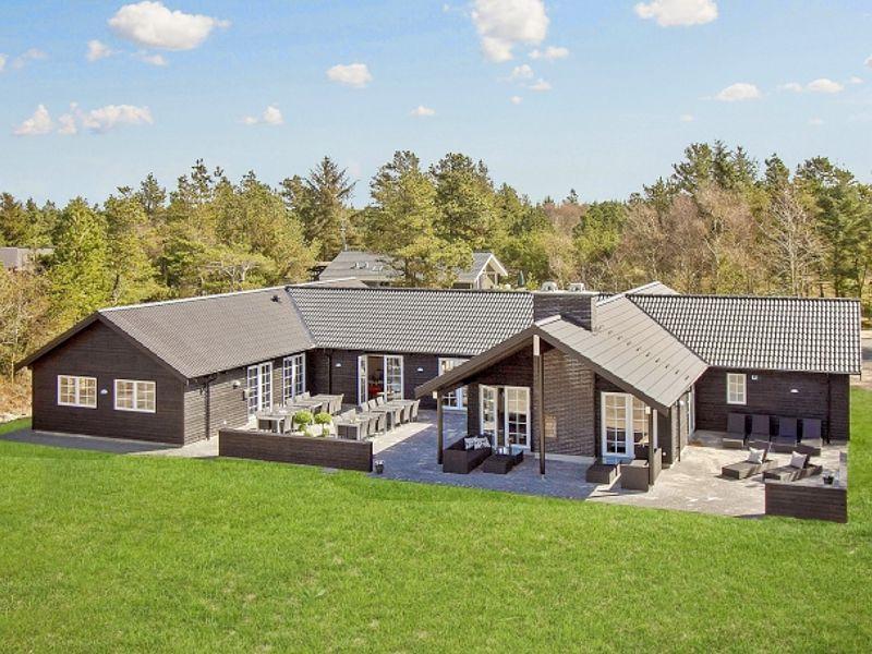 Ferienhaus Volden Aktivhus (E252)