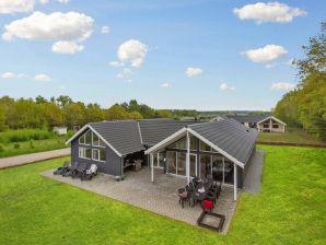 Ferienhaus Skovsøen Poolhus (I252)