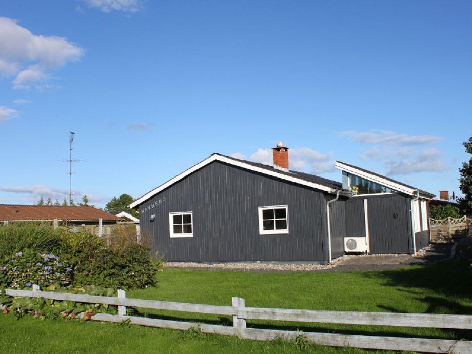 Außenansicht Djernæs Hus
