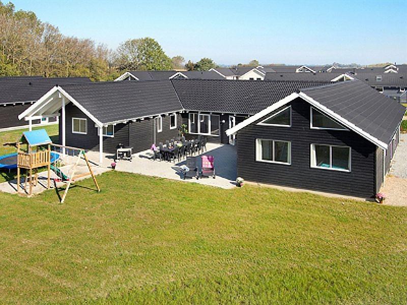 Ferienhaus Kegnæs Aktivhus (J297)