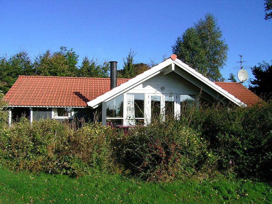 Außenansicht Hejlsminde Haus