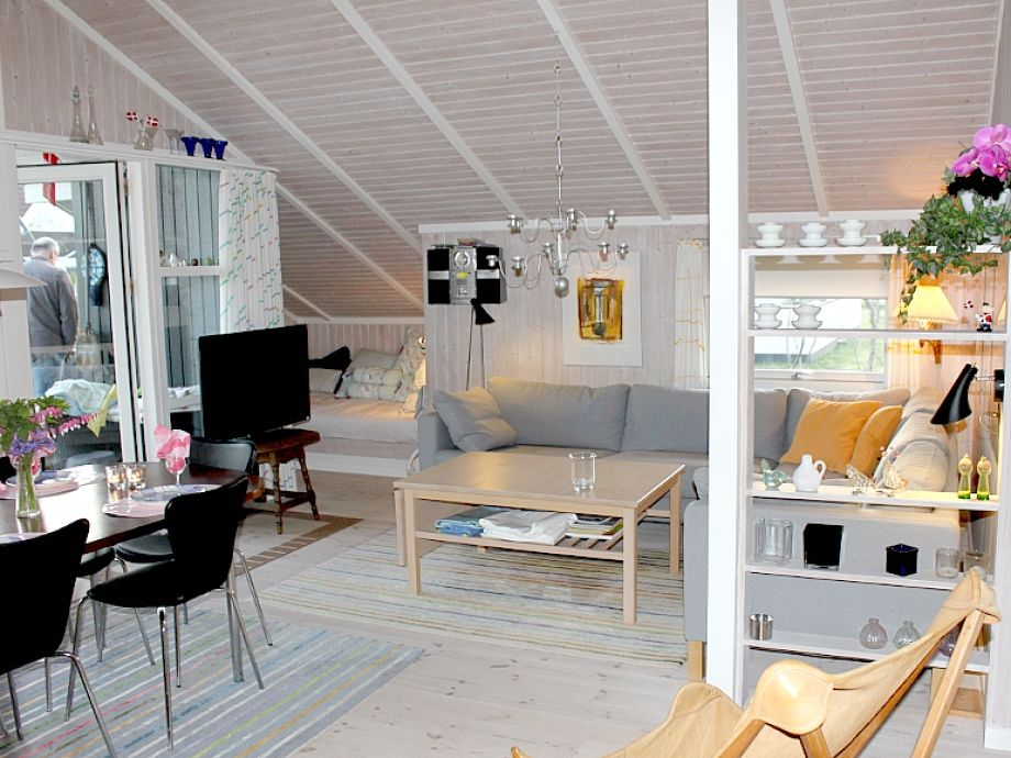 Wohnbereich Hus Østre Strandvej