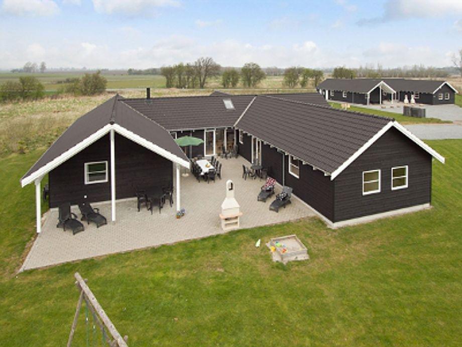 Außenansicht Langø Aktivhus