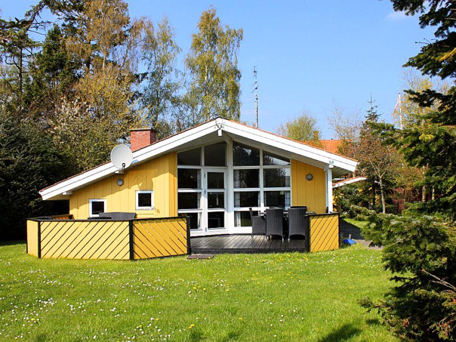 Aussenansicht Bøgfinkehus