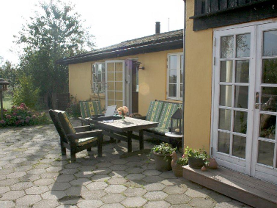 Terrasse Søgård Udsigtshus