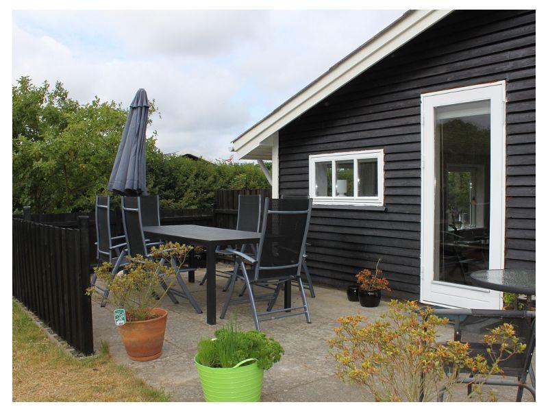 Ferienhaus Skulbøl Strandhus (O020)