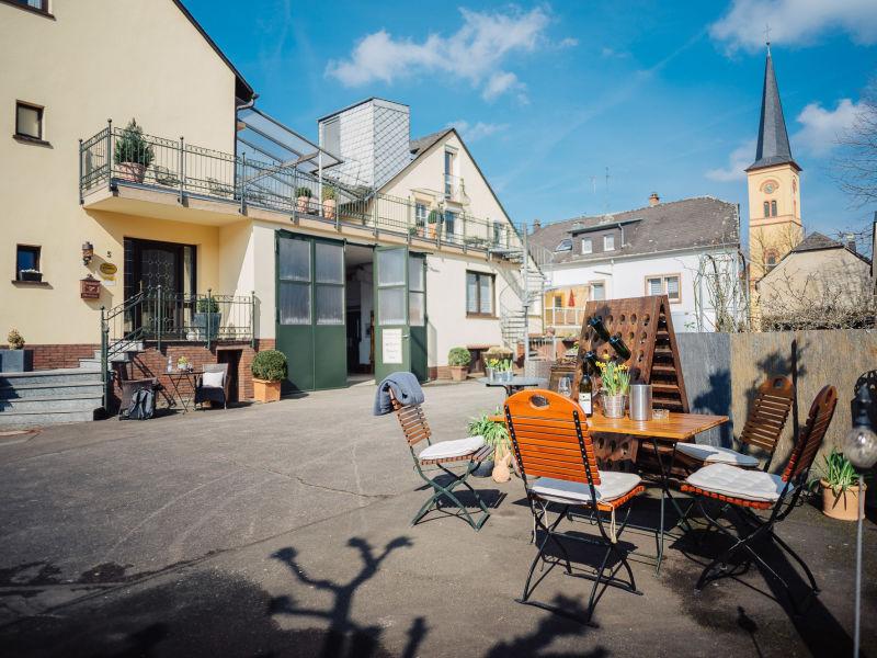 Ferienwohnung Vogelsang auf dem Weingut Hans Eifel
