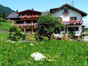 Ferienwohnung Tannenhäusel Steiner