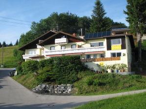 Ferienwohnung Edelweiss in Hansis Landhaus