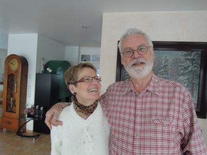 Ihr Gastgeber Ilona und Gerhard Siering