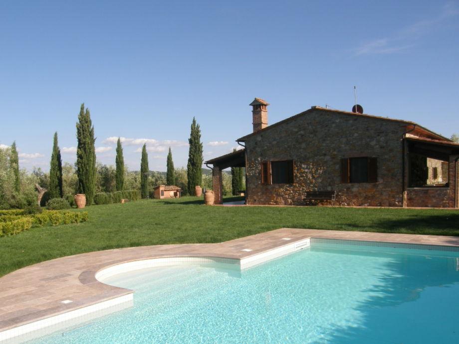 Casa Ramerino mit Privat-Pool und Whirlpool