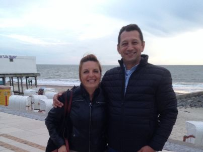 Ihr Gastgeber Angela und Nicolae Nagy