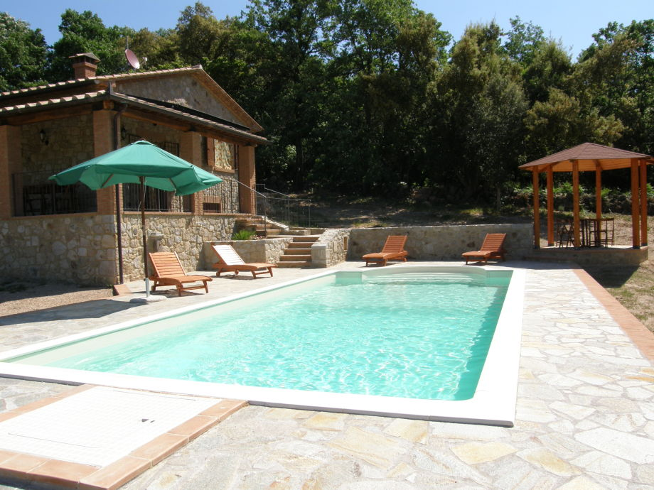 Casa Iris mit Privat-Pool
