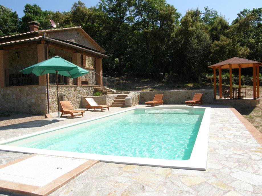 Casa Pescine mit Privat-Pool