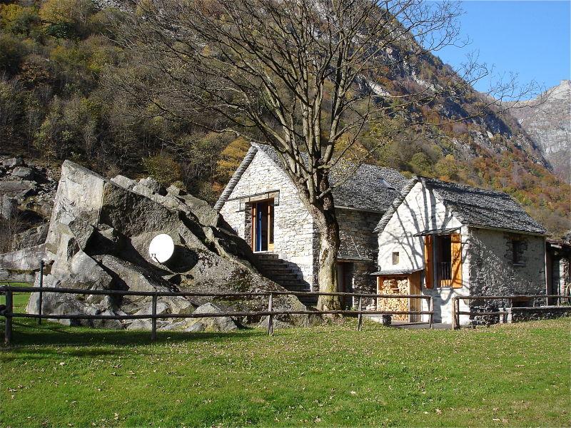 Ferienhaus Typisch Rustico
