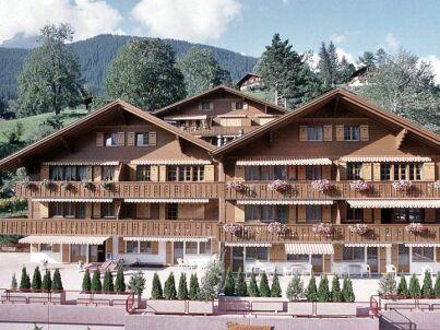 Aparthotel Eiger - Studio (Obj. 2610)