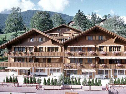 Aparthotel - Eiger's Guesthouse 2 (Obj. 5631)