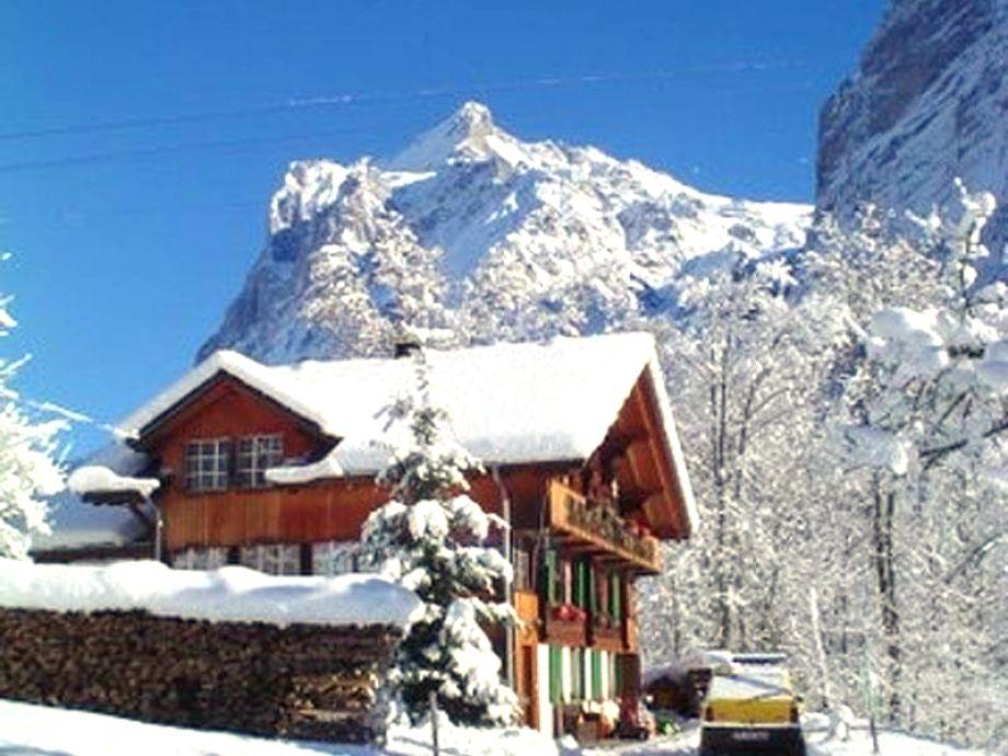 Außenansicht der Ferienwohnung Walkibort Winter