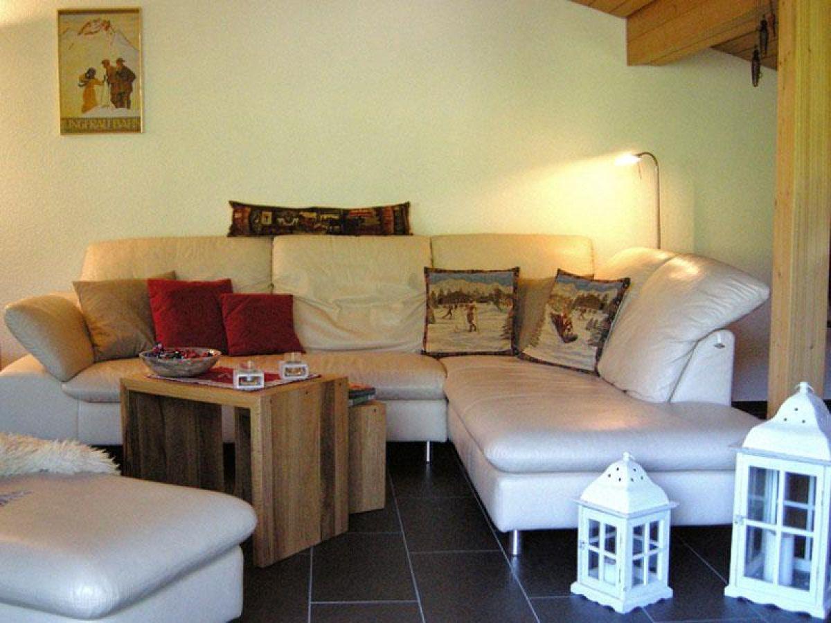 ferienwohnung aes chalet walcher obj 4126 jungfrau. Black Bedroom Furniture Sets. Home Design Ideas
