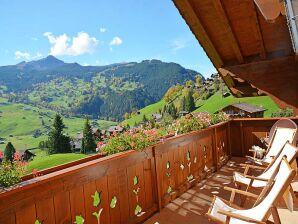 Ferienwohnung Bärgrose Dachgeschoss (Obj. GRIWA8001)