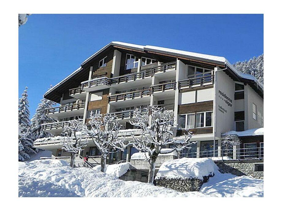 Eiger Residence Winter