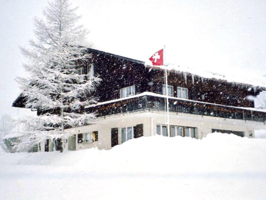 Die wunderschöne Ferienwohnung Mugger im Winter