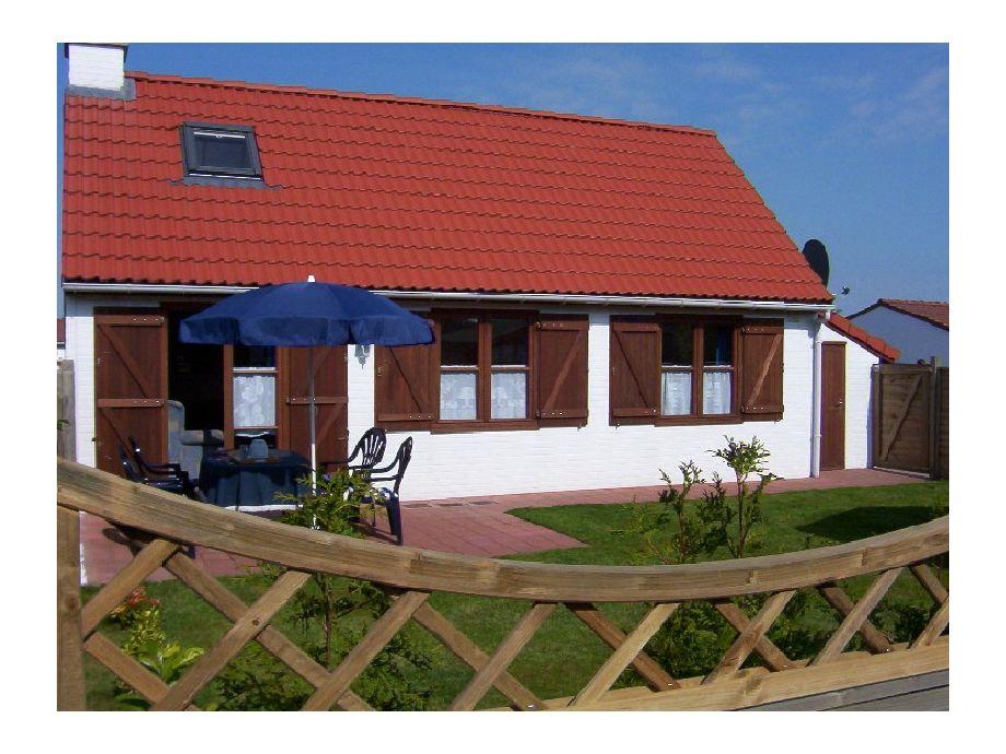 Außenaufnahme Fischerhaus Zeepolder II De Haan