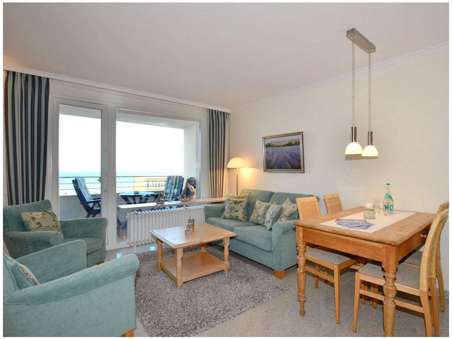 Wohnzimmer mit Meerblick Ey54