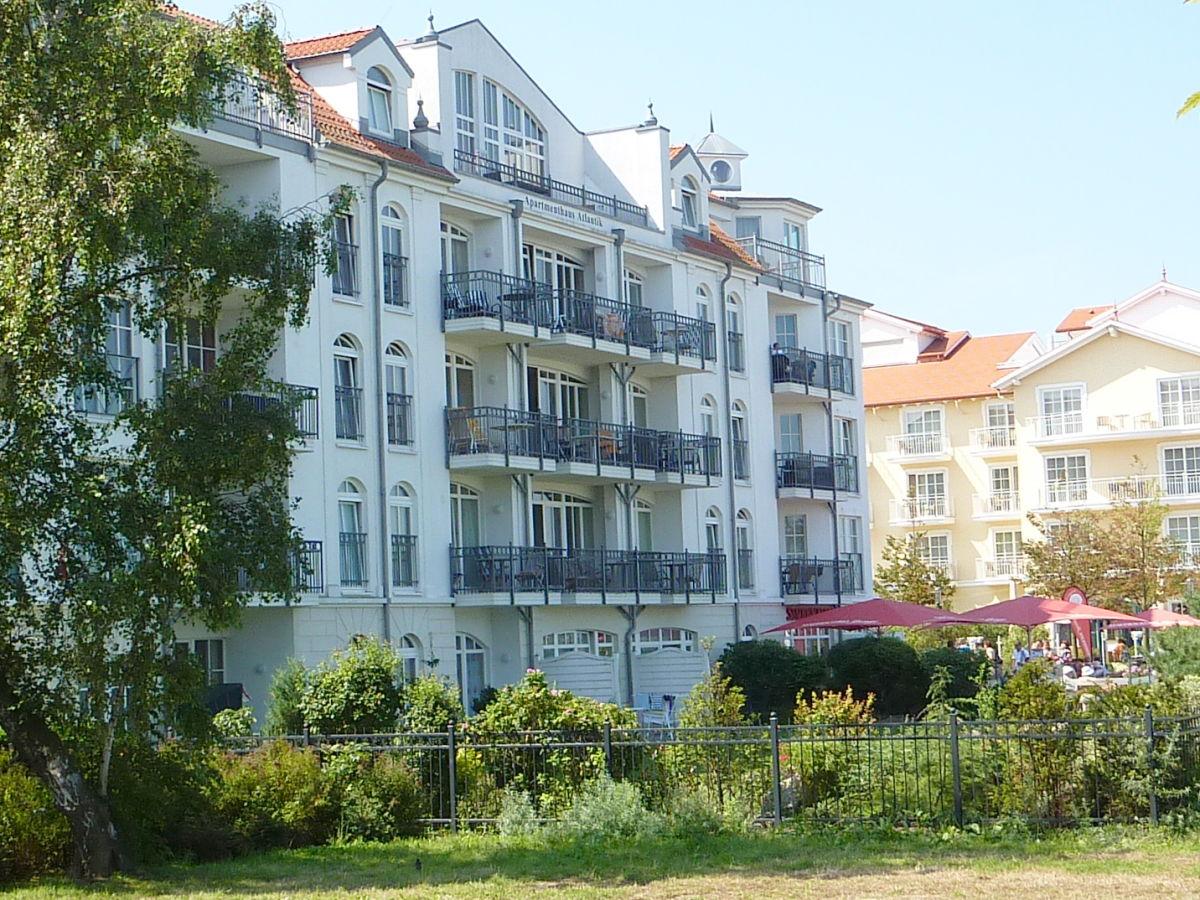 Ferienwohnung im Apartmenthaus Atlantik Kühlungsborn Ost