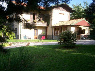 in der Villa Casa Vittorio