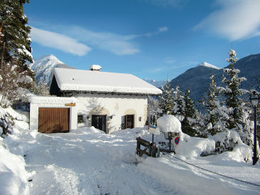 Holiday house Chalet Conzen
