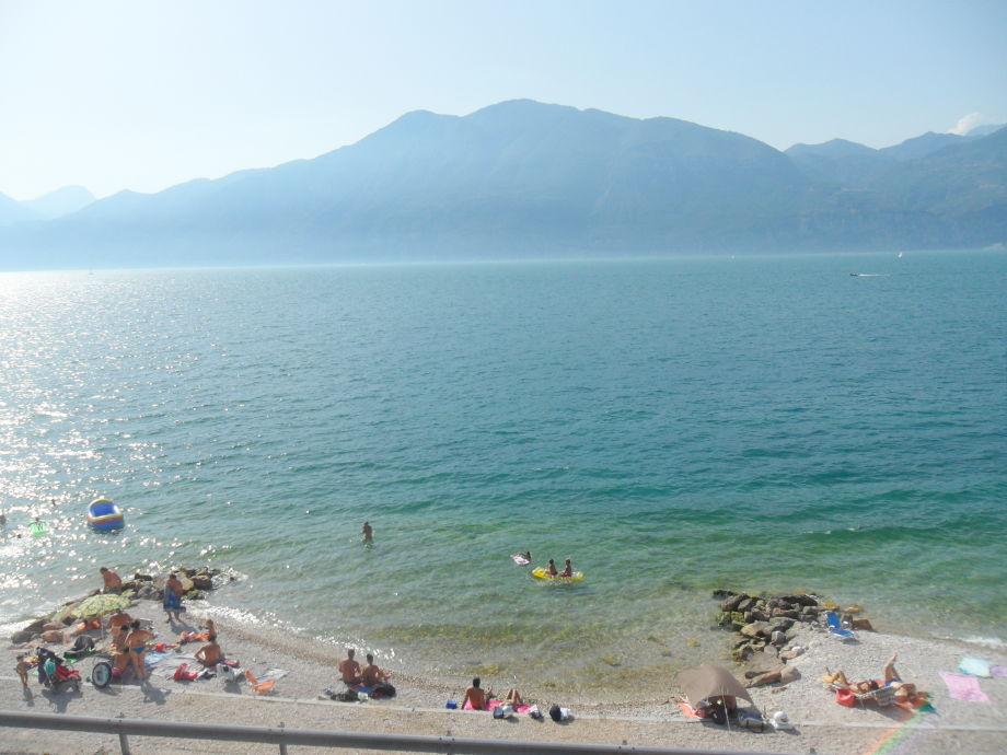 Traum Blick zum See