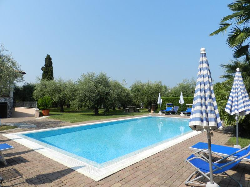 Holiday house Villa Olivi 9, Lazise, Lake Garda