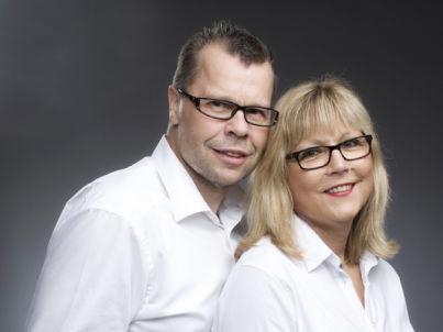 Ihr Gastgeber Jutta und Rolf Trinkenschuh