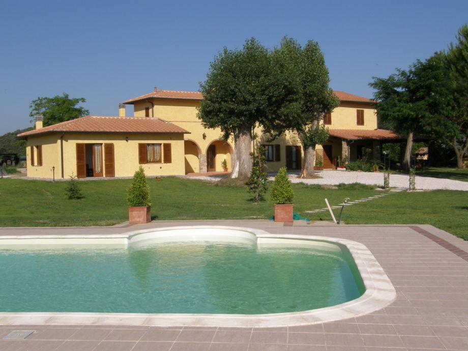 Ferienwohnung Amaranto mit Pool