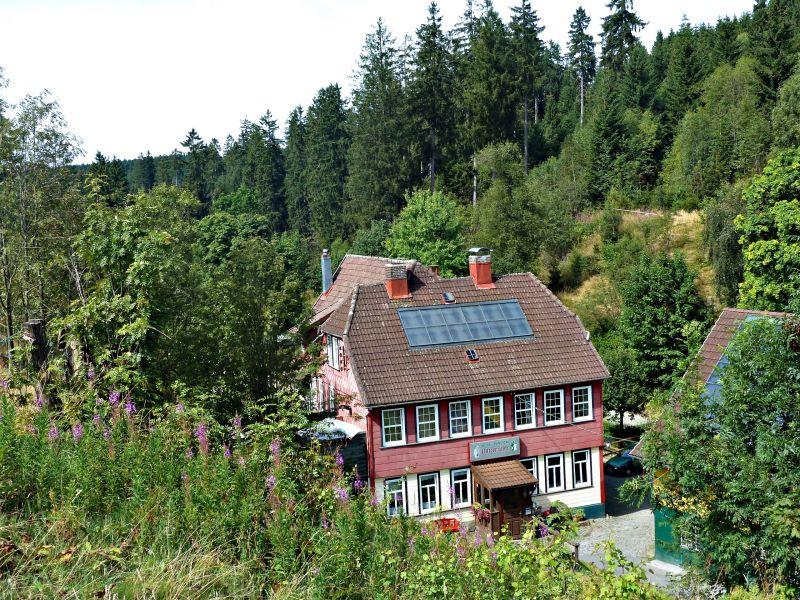 Ferienwohnung Waldferienhaus Untermühle