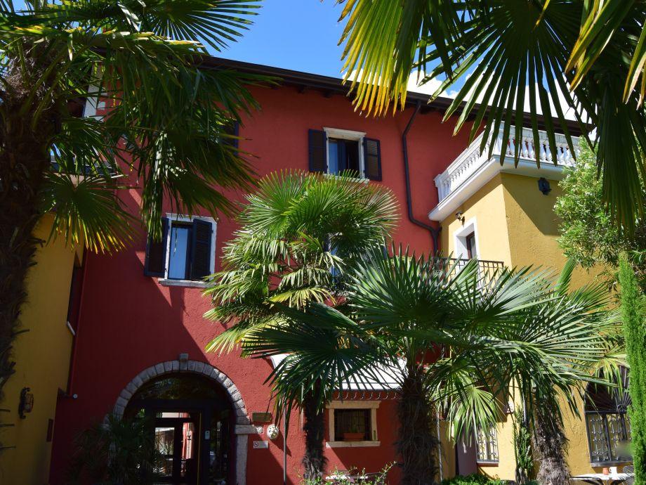 Außenaufnahme Residence Segattini