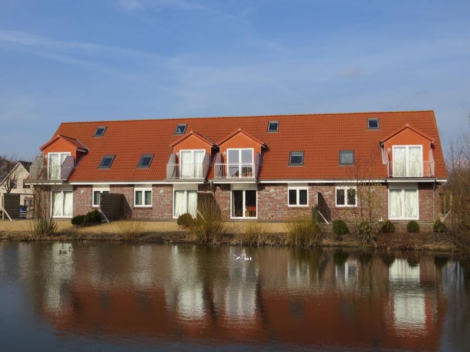 Ferienwohnung Happy im Haus am Teich Nordsee Büsum
