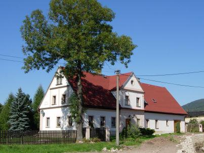 in Mezimestí (Ost Böhmen)