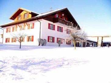 Ferienwohnung Grüntenblick auf dem Ferienhof Haslach