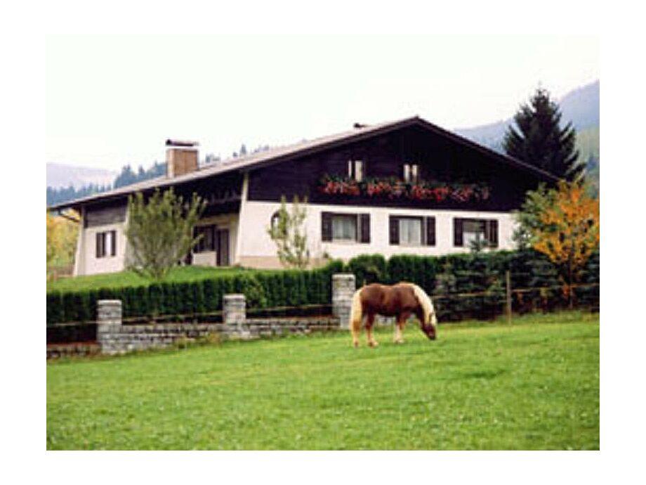 Unser Ferienhaus im Bayerischen Wald