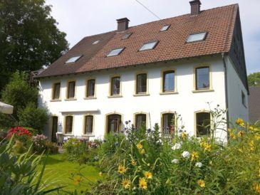 Ferienwohnung Alpakahof Blomberg