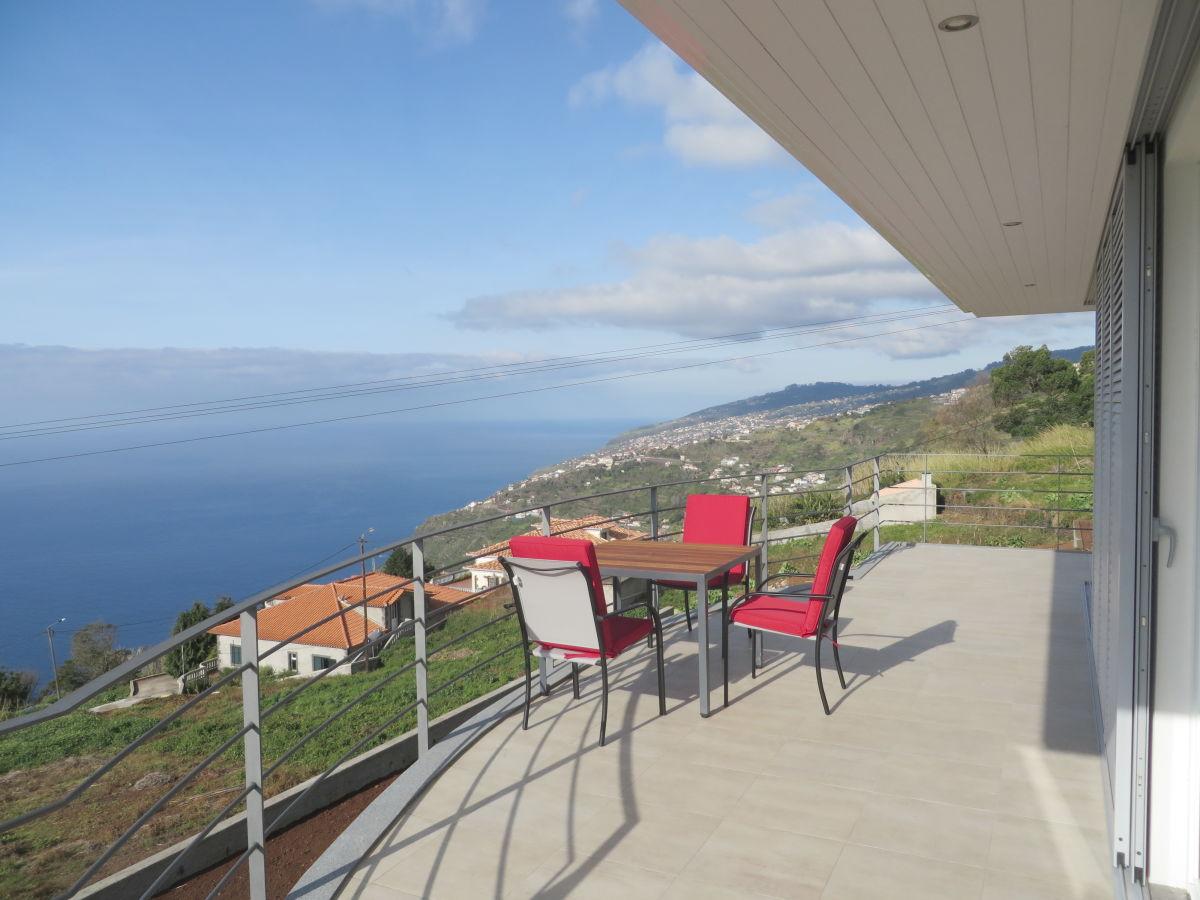 Ferienhaus Mar e mais Meer und mehr Madeira Arco da