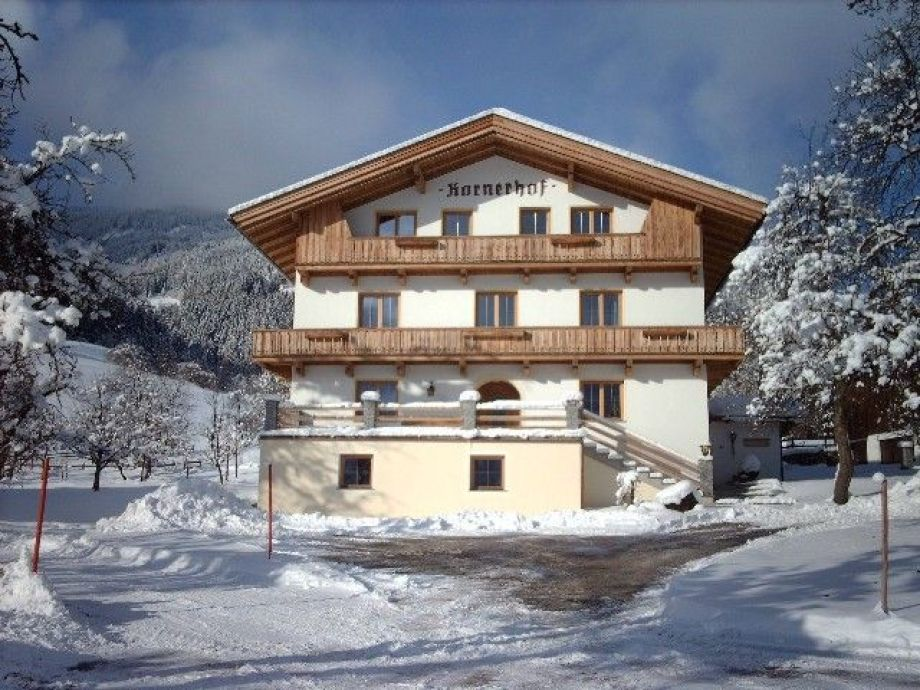 Kornerhof im Winter