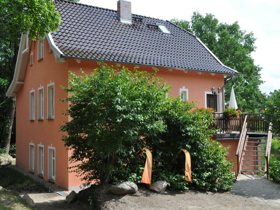 Ferienhaus schwanensee m rkische schweiz frau angelika for Haus schwanensee