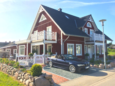 Andersson im Schwedenhaus-Ostsee